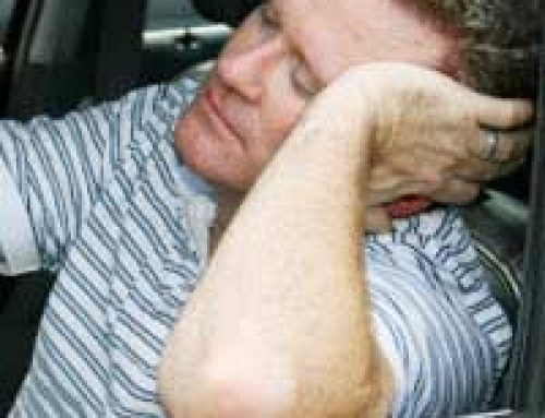 Sleep and Driving: Guidelines