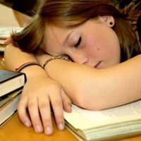 The Time for Sleep