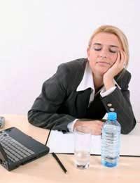 Effect of Shift Work on Sleep