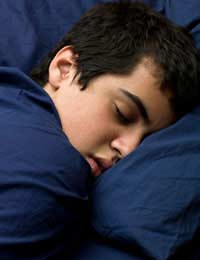 How We Fall Asleep